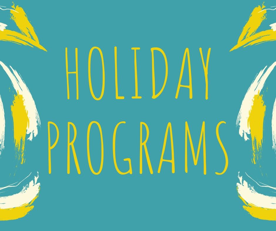HOLIDAY PROGRAMS - Wingate Avenue Community Centre